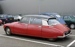 Citroën D Super 5 1971 (XBXG) Tags: auto old france classic netherlands car vintage french 1971 automobile d 5 ds nederland super citroën voiture paysbas tiburon hoofddorp ancienne tiburón snoek citroënds déesse française strijkijzer al1838
