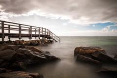 Still waters (.Stephen..Brennan.) Tags: longexposure seascape rocks 15mm waterscape nd110 da15 pentaxk7