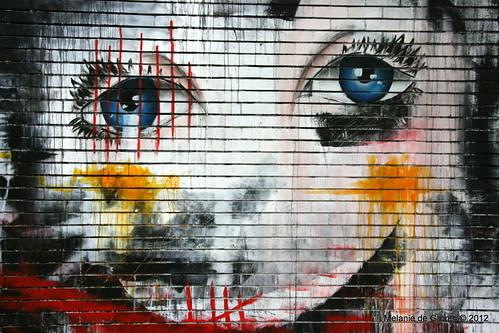 Graffiti by George Morton-Clarke