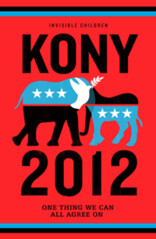 Kony 2012: Effected people to draw attention t...