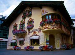 Casa de cuento en Seefeld. 08-08-2012 (boni_villasirga) Tags: house mountain alps color colour alpes austria tirol casa sterreich haus alpen montaa goodmorning tyrol seefeld buenosdas