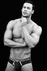Hot man Armani Underwear YEAH (Jaclyn Diva) Tags: handsomemen hunkalicious hunkymen attractivemen jaclyndiva