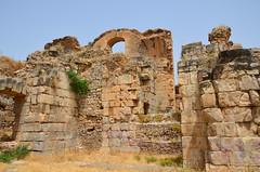 Bulla Regia, Memmian Baths, 2nd-3rd cents (28) (Prof. Mortel) Tags: roman tunisia bullaregia