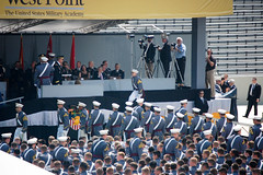 West Point Graduation 2012 (Colin Meusel (colinroots)) Tags: usa newyork west men river point soldier army women bars uniform stripes military graduation ceremony upstate joe service hudsonriver hudson newyorkstate commencement tradition generations academy officer westpoint cadets 2012 cadet vicepresident meninuniform womeninuniform biden classof2012 joebiden
