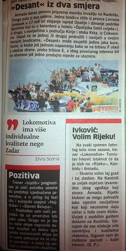 Desant iz dva smjera (Novi List, 11.08.2012)