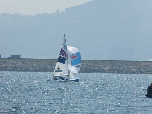 race sailing yacht olympic weymouth nzl london2012 470 akdone joaleh pollypowrie