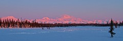 Mnt McKinley SunRise (Ed Boudreau) Tags: mountains alaska mntmckinley