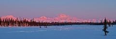Mnt McKinley SunRise (Ed Boudreau) Tags: mountains alaska mntmckinley