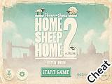 羊咩咩要回家2:修改版(Home Sheep Home 2 Cheat)