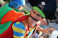 Pirate-Soundsational (snow1937white) Tags: disneyland peterpan disney parade pirate disneylandresort mickeyssoundsationalparade peterpansneverlandbucaneerblast rebeccavonschweetzotaku