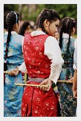 Tibetan Girl (Arun j Bharali) Tags: tibet miao arunachalpradesh tibetangirl