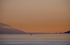 Fishing boat (Leifskandsen) Tags: voyage camera travel sunset norway sunrise canon coast boat fishing sailing fjord leifskandsen skandsenimages ilobsterit