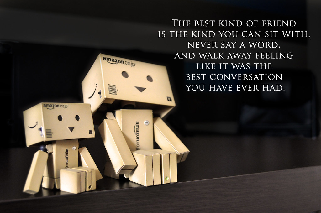 View Danbo Quotes Series →
