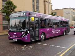 First Glasgow(Glasgow Airport Express) 67102 - SN16 OSK at Buchanan Bus Stn (Duffy 3) Tags: first glasgow 67102 sn16osk
