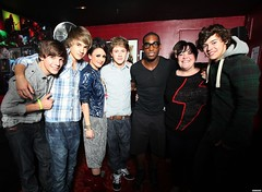 (One Direction Archive) Tags: 2010 celebrities celebrity colourimage female fulllength male music pop xfactor xfactormagazine tinie tempah cher lloyd mary byrne one direction