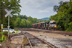 Coal Creek, TN (Peyton Gupton) Tags: ns norfolk southern jellico branch lake city tn