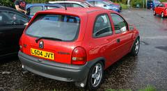 Vauxhall Corsa SRi (David Kedens) Tags: vauxhall corsab corsabsri compomotive cruiseirvine