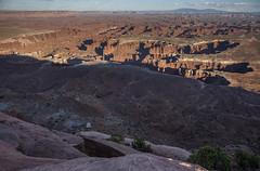 Monument Basin (democritus21) Tags: canyonlandsnationalpark grandviewpointoverlook monumentbasin rockformations utah geology sandstone canyonlands ut usa