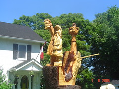 DSC00471 (logan007) Tags: stcatharines portdalhousie canada woodcarving