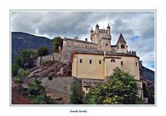 Valle d'Aosta (3) (Jambo Jambo) Tags: castellodisaintpierre saintpierre valdaosta castello castle panorama landscape sonydscrx100 jambojambo