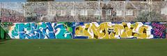 Creak Morn (Simply Rockers) Tags: simplyrockers creak morn tragiccityinc bridewell graffiti london illuminartycolours