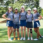 WKHS (side) vs. Blyth Girls Var Golf 8-31-16