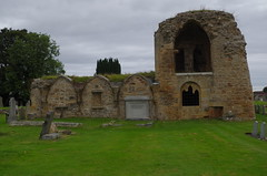 Kinloss Abbey [2] (Rynglieder) Tags: scotland kinloss abbey ruin