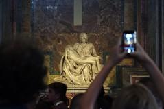 IMGP7020 (i'gore) Tags: roma vaticano piet michelangelo sanpietro basilicadisanpietro