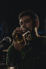 Banda Serviço Público (ericklawrence) Tags: banda band drums guitar trumpets bass bateria guitarra trompete baixo música music