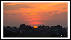 SHF_3571_Sunset (Tuan Ru) Tags: 1dmarkiii 14mm 100mm 135mm 1d 1dx 2016 2470mm 50mm 70200mm canon canon1d canoneos1dmarkiii canoneos1dx honghn sunset cu culongbin longbienbridge tuanrau tuan ru snghng hanoi