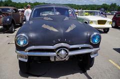 """Evil"" Shoebox Ford (ilgunmkr - Thanks for 4,000,000+ Views) Tags: dragracing meltdowndragsbyronillinois nostalgiadrags gasser ford shoebox 1949ford 390 fe"