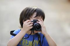 My little photographer (thegoonie777) Tags: 135mmf2dafdc d3s 9blades nikonbokeh nikon135mmf2dafdc nikkor135mmf2dafdc 135mmf2 oldnikkorlens oldlens bokeh portrait children urbanphotography photographer little nikon