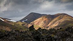 Landmannalaugar - Iceland 2016 [05] #Explored (Iorraine roux) Tags: islande landmannalaugar iceland lave contraste lava color awesome immensit immensity canon sigma