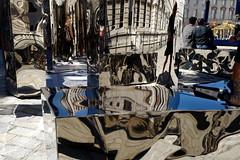 'Bliss' by Helidon Xhixha (aka Jon Spence) Tags: london londonist somersethouse albania bliss helidonxhixha reflection art installation stainlesssteel utopiabydesign utopia designbiennale londondesignbiennale design