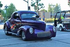 26th Annual Old Town Monrovia Car Show (USautos98) Tags: 1941 willys prostreet hotrod streetrod custom