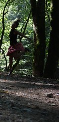 dancing in the trees (LetsLetsLets) Tags: gorgesdelareuse neuchtel suisse sua setembro 2016 jump jumpology