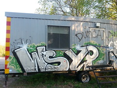 random graffiti (Thomas_Chrome) Tags: graffiti streetart street art spray can moving target object illegal vandalism suomi finland europe nordic boxcar chrome
