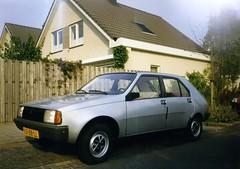 Renault 14 TL 28-8-1981 HD-88-LL (Fuego 81) Tags: tl 14 renault 1981 poire r14 hd88ll