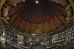 _DSC8706WM (Ranie D) Tags: negros occidental nikond90 manapla chapelofcartwheels nikon105f28fisheye