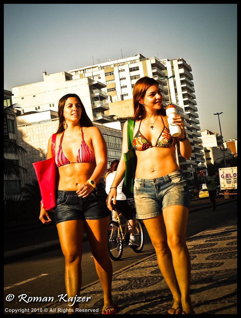 naked girls of ipanema