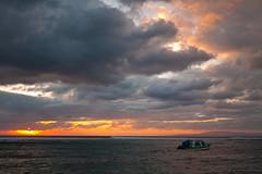 bali-P1070731 (St. Damz) Tags: sea bali sunrise boat sanur