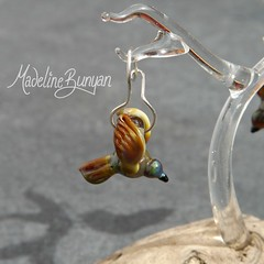 """Bird Earrings • <a style=""""font-size:0.8em;"""" href=""""https://www.flickr.com/photos/37516896@N05/7549944162/"""" target=""""_blank"""">View on Flickr</a>"""