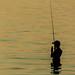 Fishing at Dusk