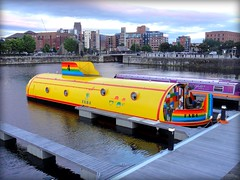 Yellow Submarine (Anthony Beyga) Tags: fab4 yellowsubmarine thebeatles thejoker thecavern johnpaulgeorgeringo