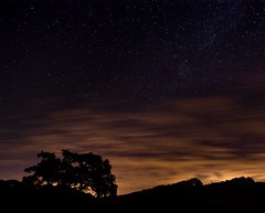Night Glow (mikeSF_) Tags: county light costa mike clouds stars photography angle pentax clayton wide sigma danville astrophotography pollution morgan livermore alameda 1020 preserve antioch contra k5 territory oria ogps ogps1 astrotracer httpmikeoriazenfoliocom