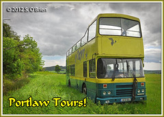 Double-Decker in a field! (mazurka666) Tags: ireland bus waterford doubledecker ire portlaw nikond90 seanobrien carrickcameraclubmember