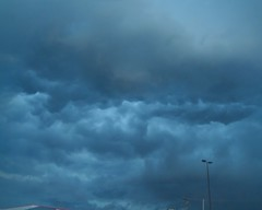 7/26/12 Storm (LaLa83) Tags: blue ohio summer sky storm clouds july thunderstorm 2012 circleville pickawaycounty