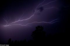 ZAP!!! (ArneKaiser) Tags: arizona storm clouds flagstaff monsoon nightsky lightning