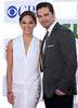 Kristin Kreuk and Jay Ryan CBS Showtime's CW Summer 2012 Press Tour at the Beverly Hilton Hotel - Arrivals Los Angeles, California