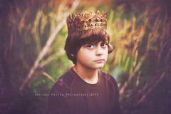 And Max, the king of all wild things, was lonely and wanted to be where someone loved him best of all. (Adriana Varela Photography) Tags: boy childhood nikon dof bokeh maurice imagination crown wherethewildthingsare sendak d700 jessicadrossintextures nmchildrensphotographer